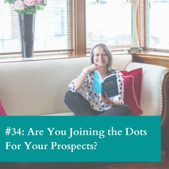 Join the dots for your prospects