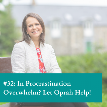 Procrastination overwhelm