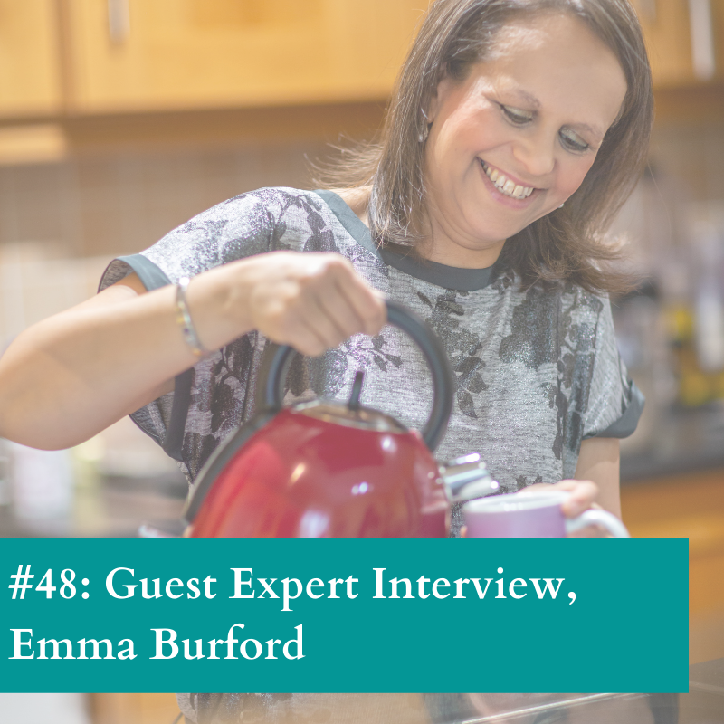 Guest interview Emma Burford