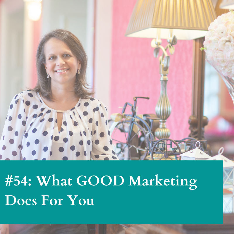 What good marketing is for your business