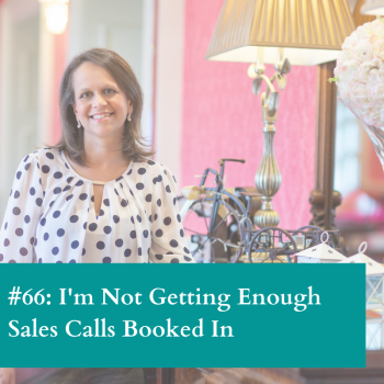 Get sales calls booked in