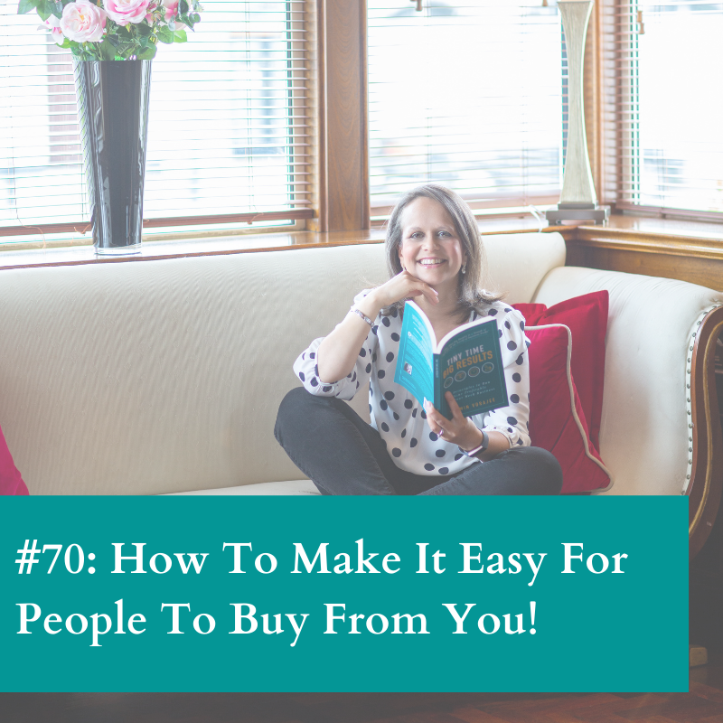 How to encourage people to buy from you