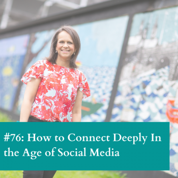 Social media and connecting with clients